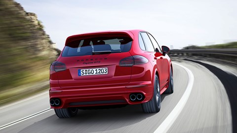 Porsche Cayenne Gts 2015 Review Car Magazine
