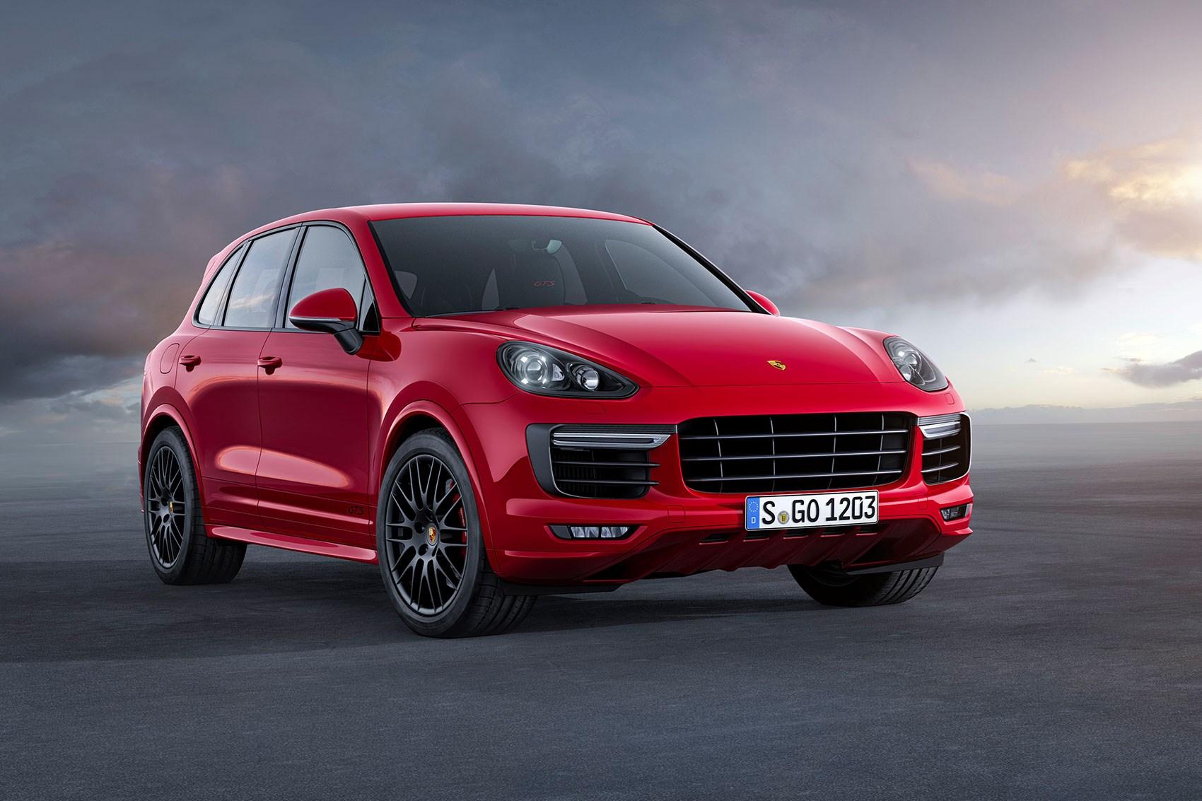 Porsche Cayenne Gts 2015 Review Car Magazine