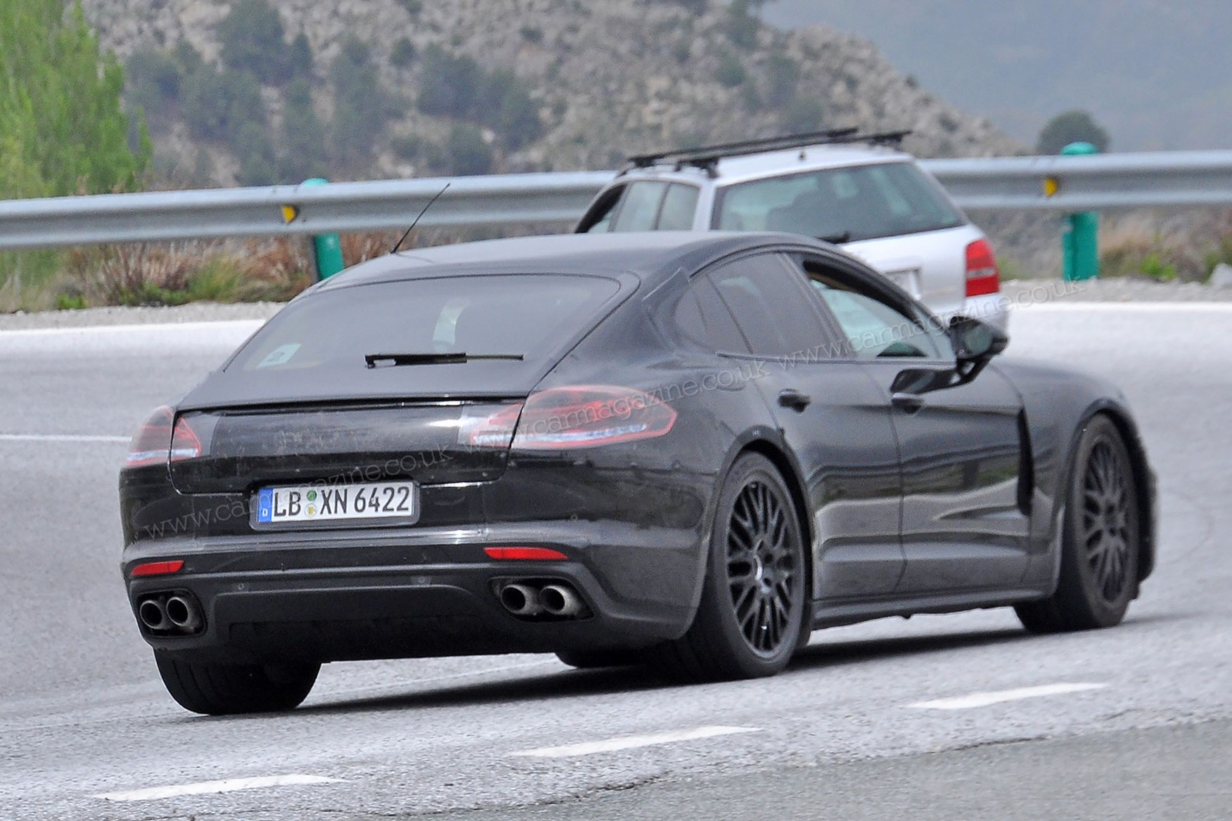 Porsche Rethinks Small Sedan, Puts Panamera-Based 928 Coupe on Hold