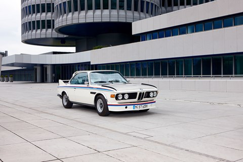 The original BMW 3.0 CSL: would they dare revive it?