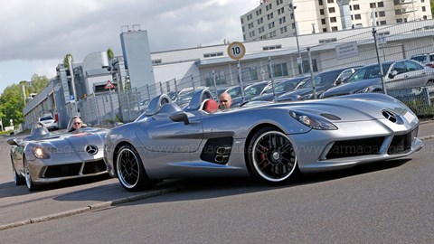 Most Expensive Mercedes >> Spotted World S Most Expensive Mercedes Road Trip Car
