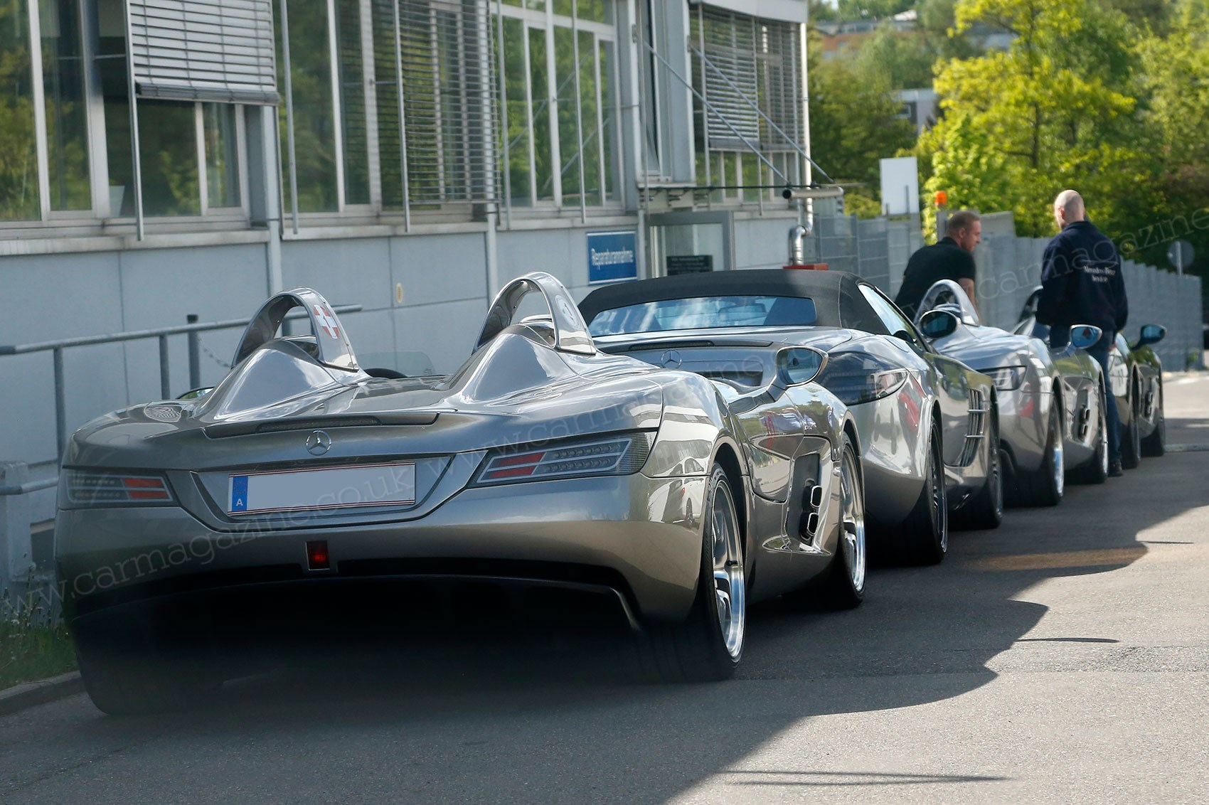 Spotted world s most expensive mercedes road trip by car for Most expensive mercedes benz model