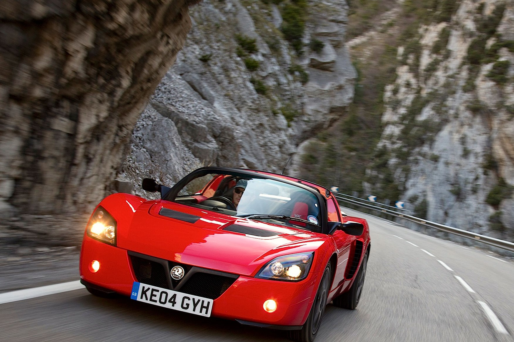 ... Vauxhallu0027s Last Outright Sports Car ...
