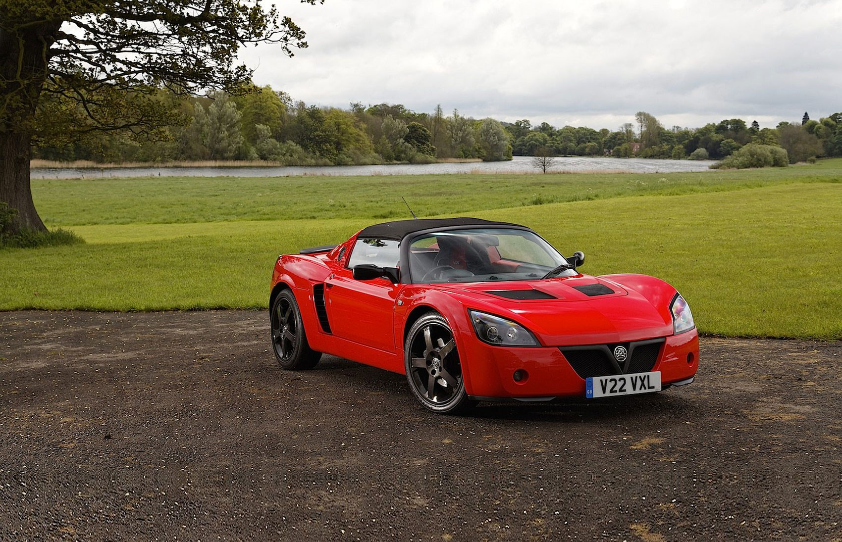 Remembering The Underdogs The 2000 Vauxhall Vx220 Car