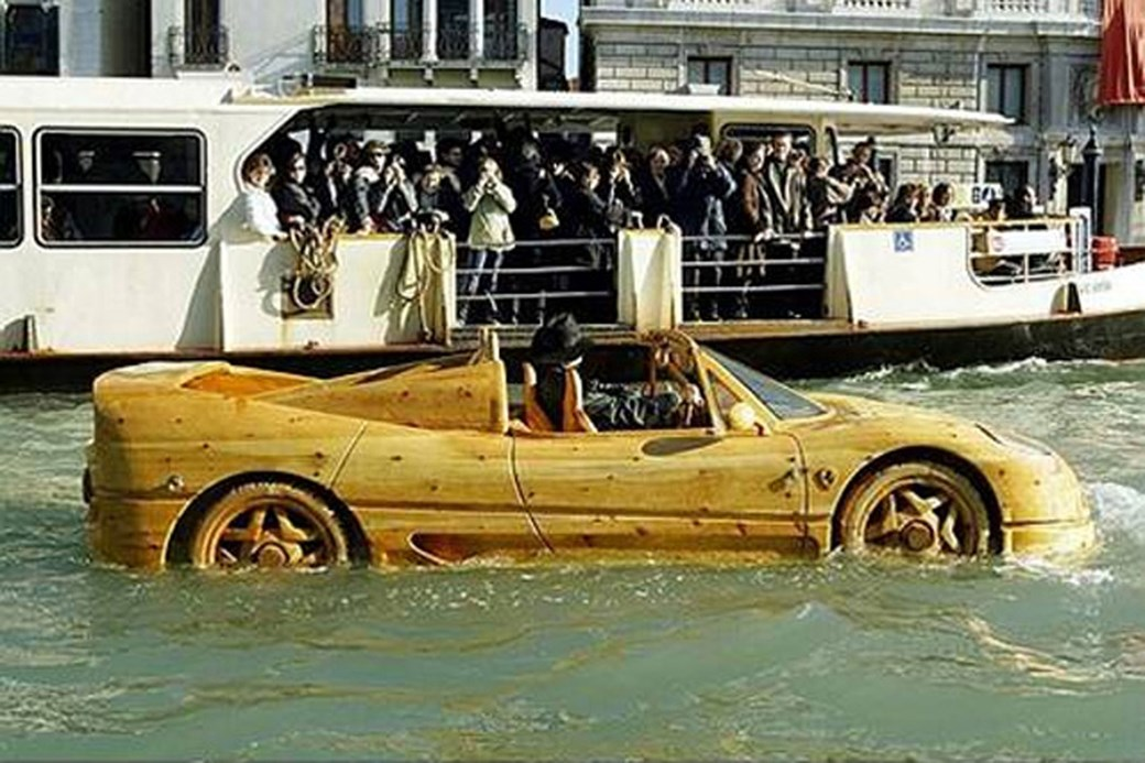 The Car Top 10 Cars That Are Also Boats By Car Magazine