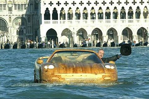 The CAR Top 10 cars that are also boats
