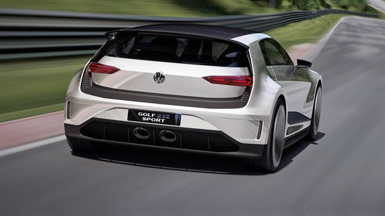 VW Golf GTE Sport: The Outrageous Carbon Bodied 400bhp Hybrid GTI
