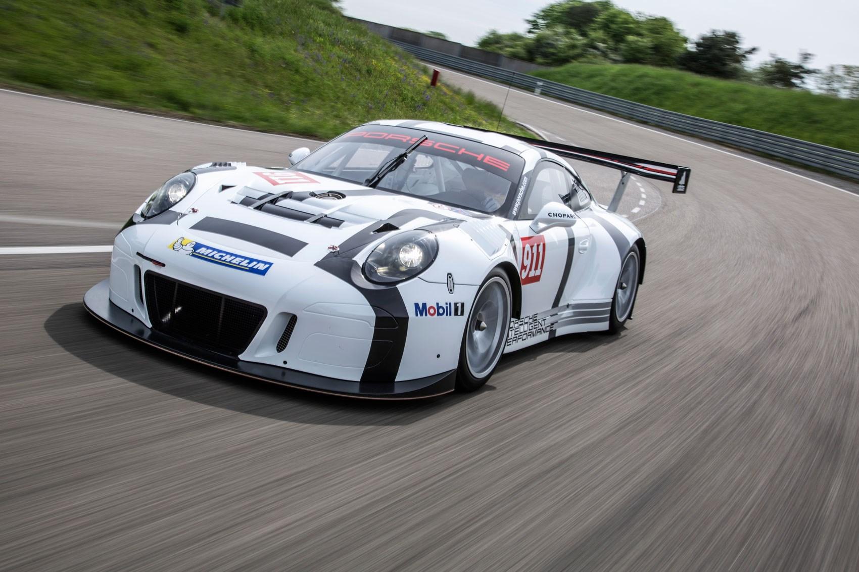 Porsche  Race Car Parts