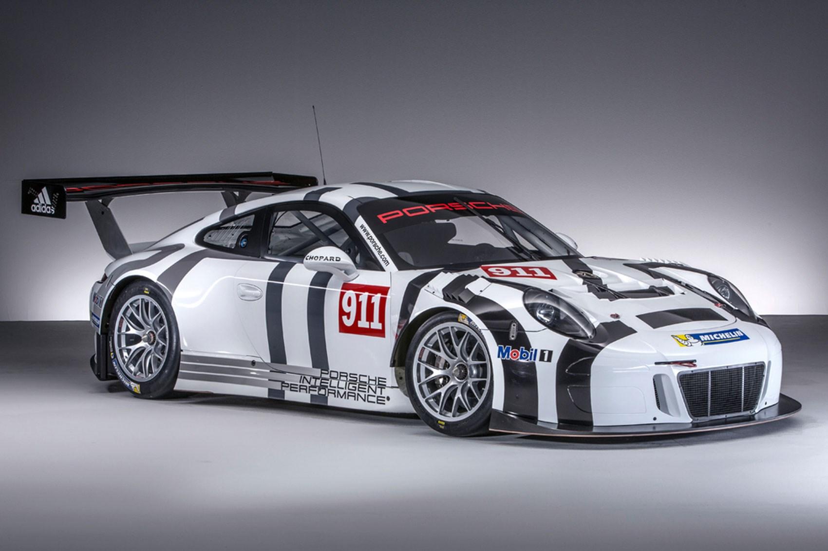 Porsche 911 GT3 R (2016): the GT3 RS gets an evil racing twin   CAR ...