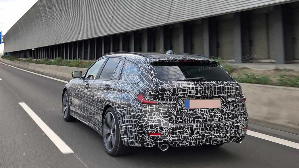The New 2019 BMW 3 Series Touring A Baby 5 Estate