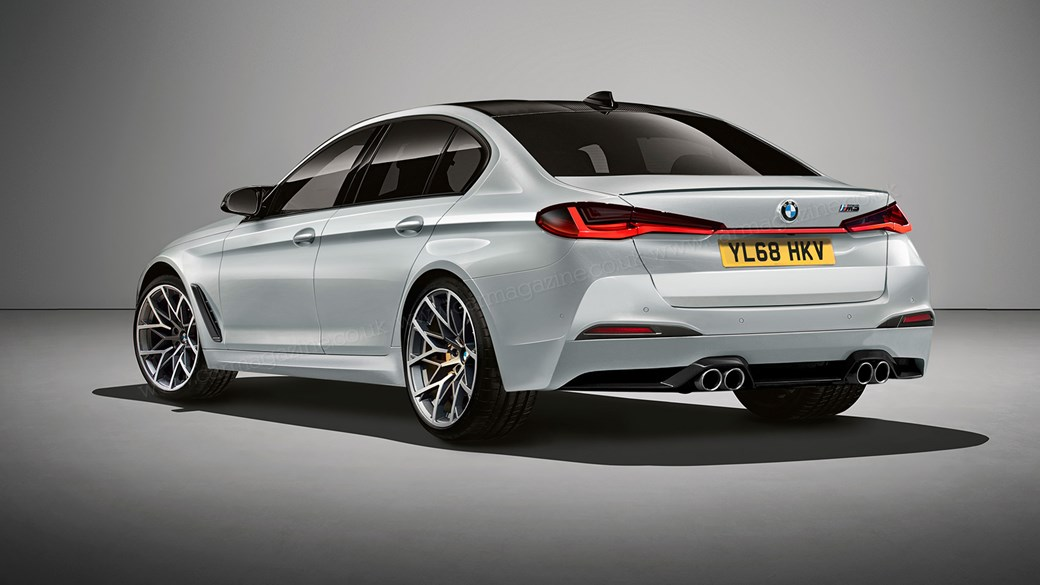 New Bmw 3 Series Touring Estate Boots Up Car Magazine