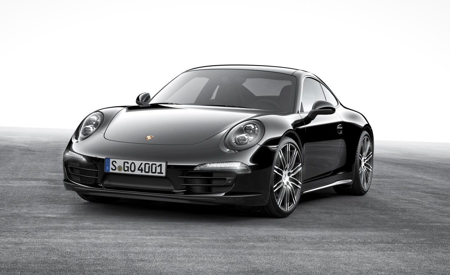 Porsche 991 1 Carrera Black Edition