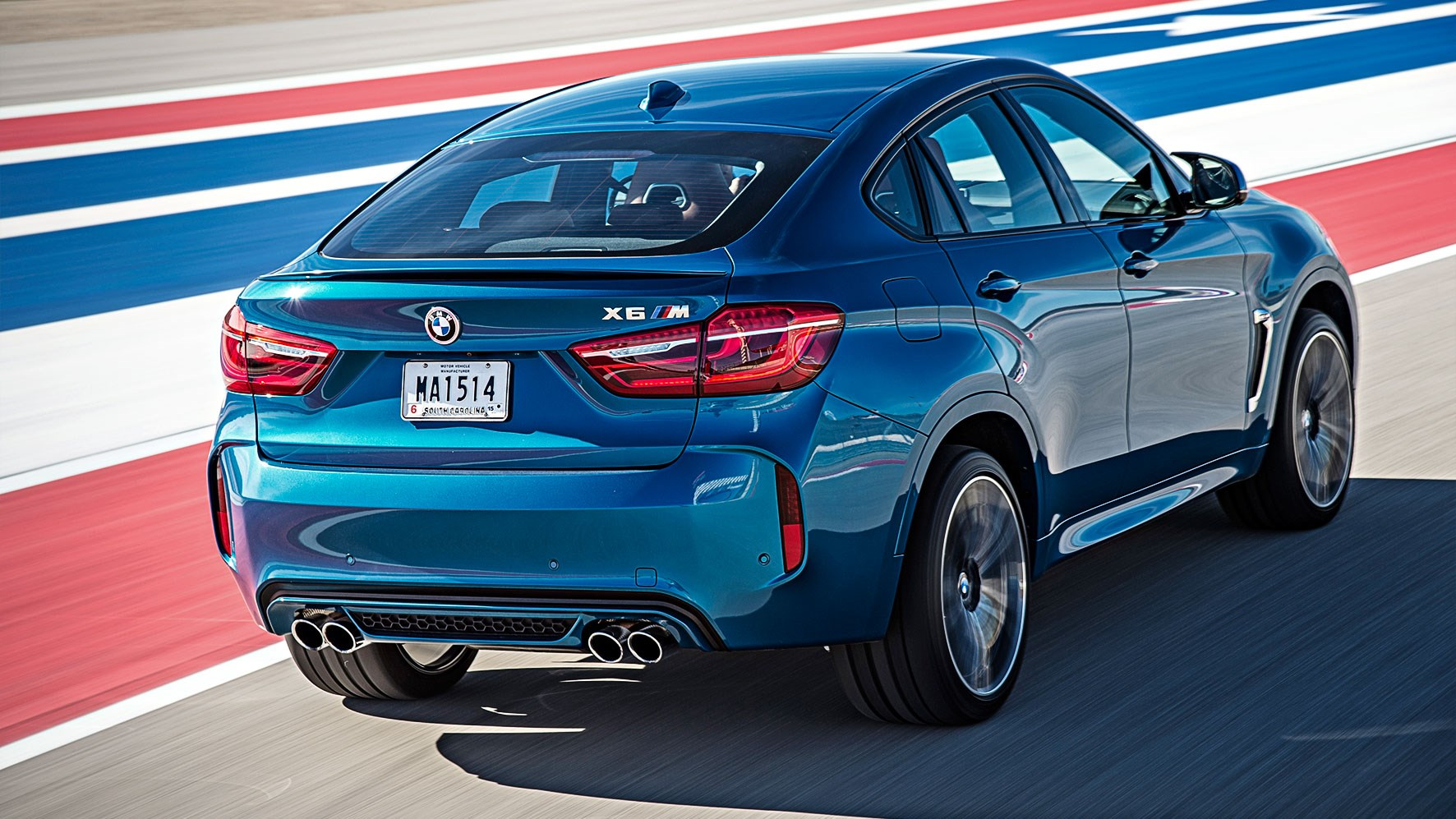 Bmw X6 M 2015 Review Car Magazine