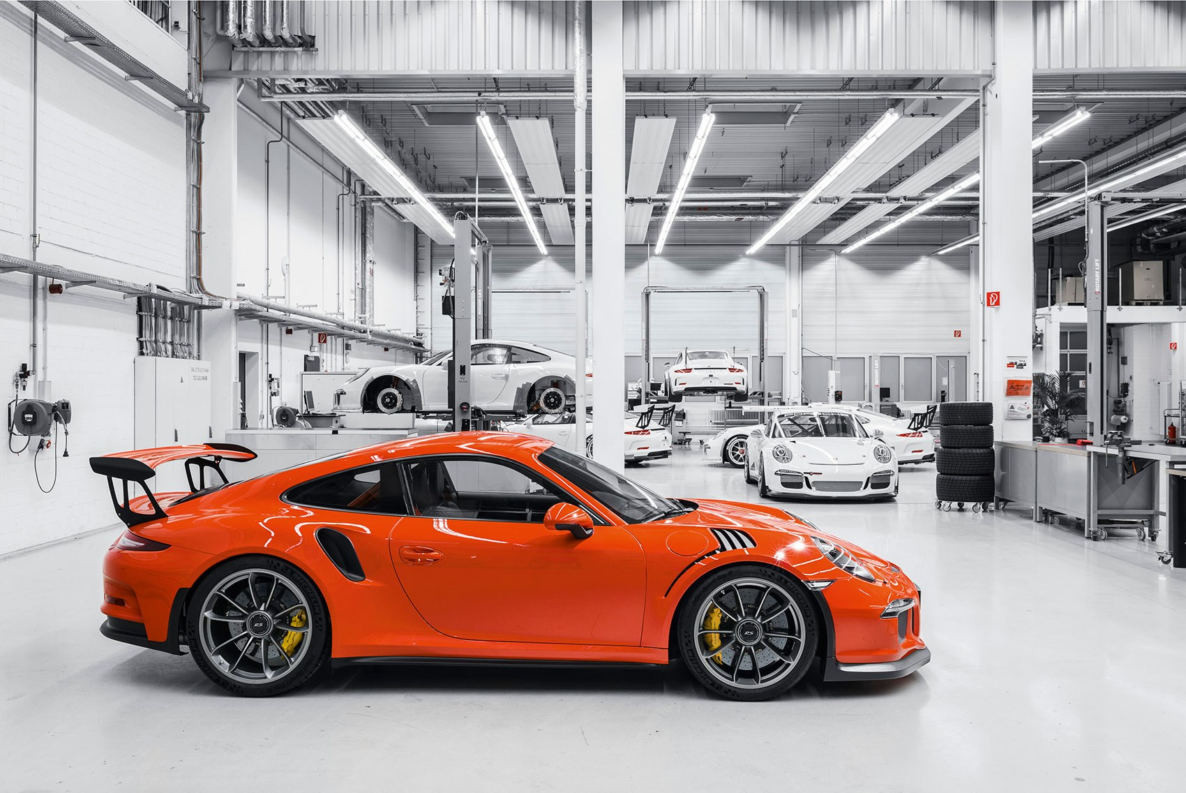 Porsche 911 Gt3 Rs 2015 Review By Car Magazine