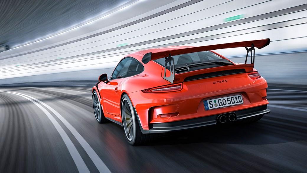 Porsche gt3 rs 2015