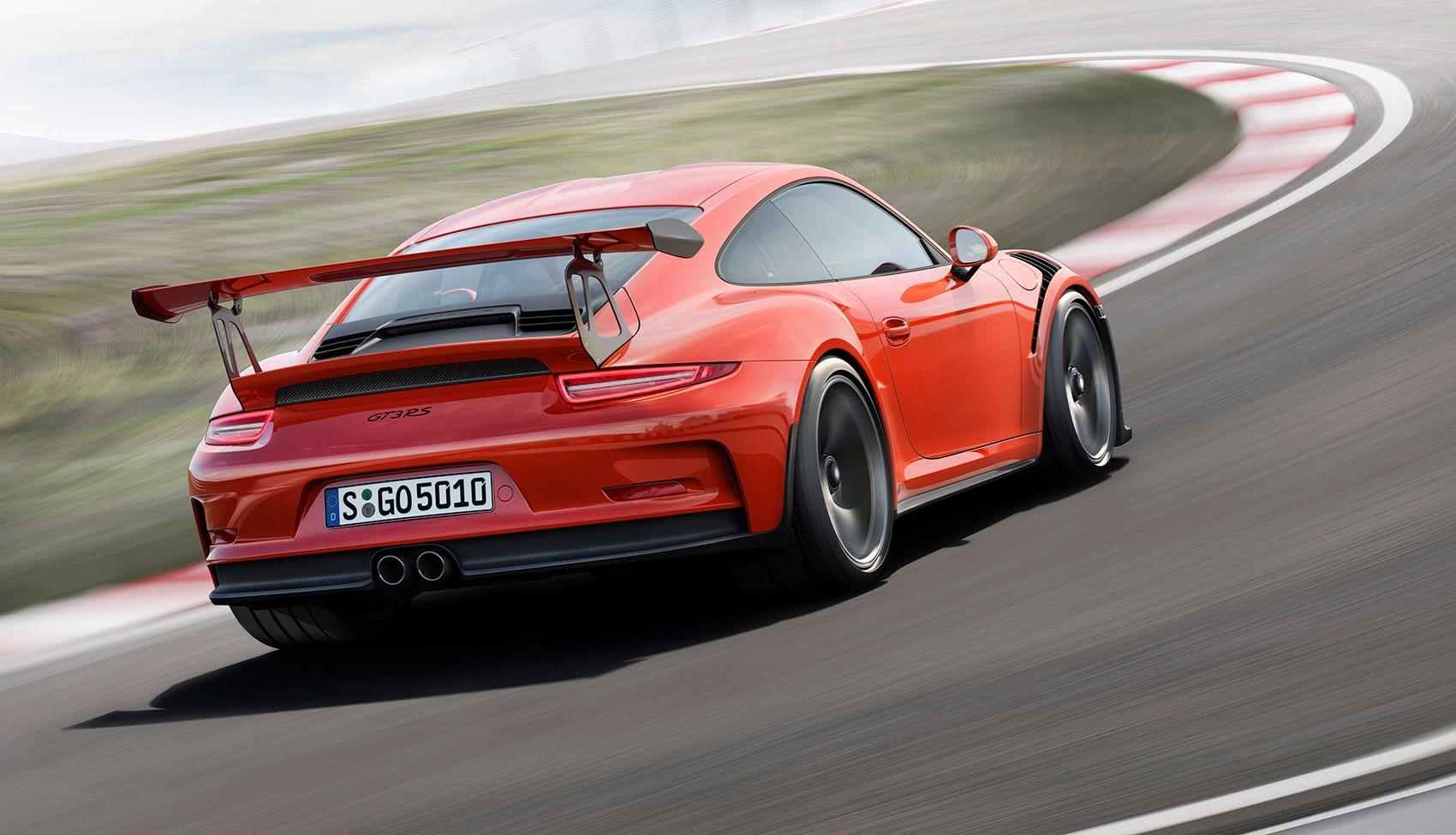 photo gallery - Porsche 911 Gt3 2015