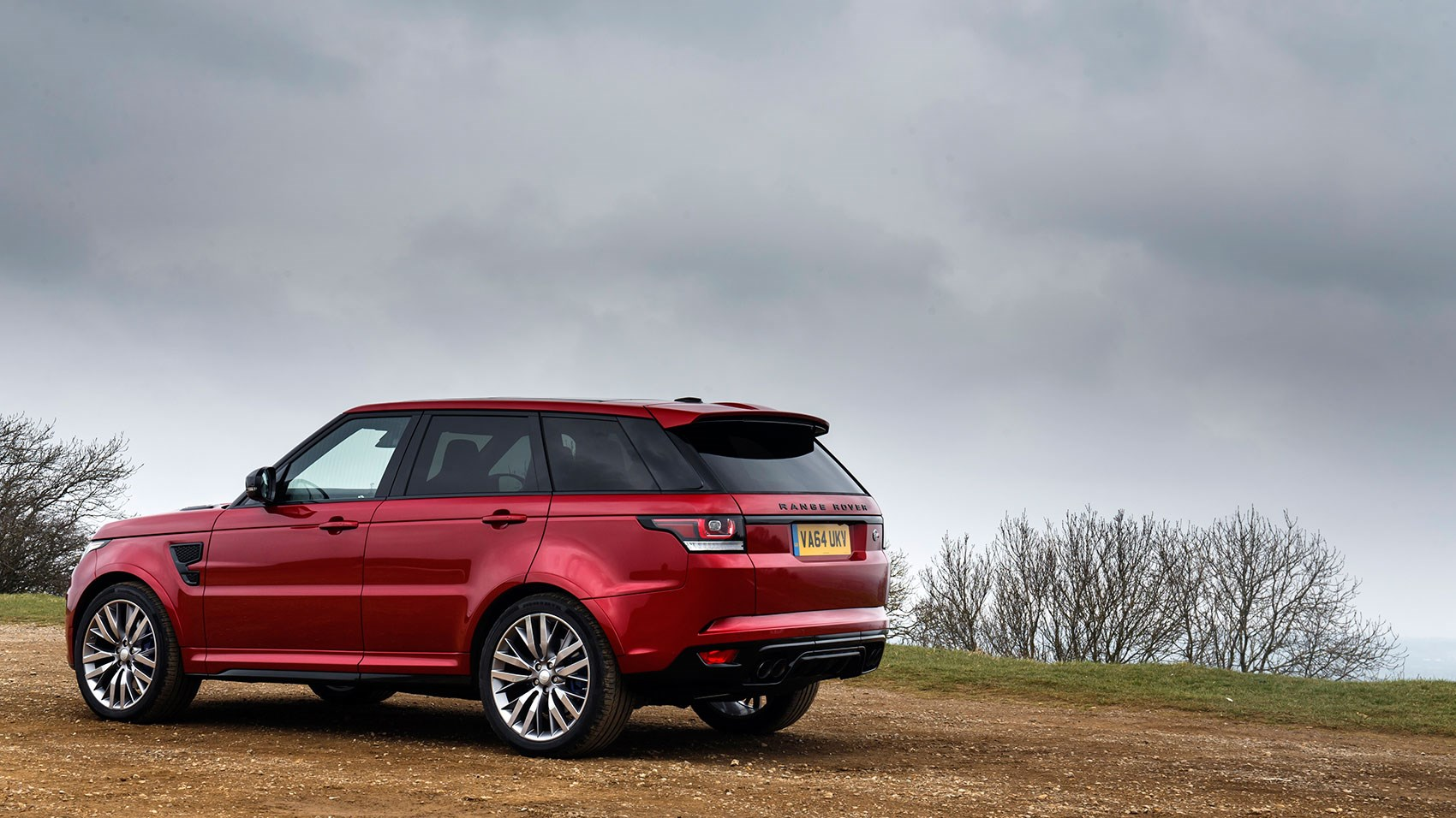 Range Rover Sport Svr 2015 Review Car Magazine