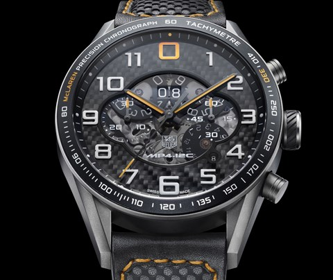 TAG Heuer MP4-12C Chronograph watch