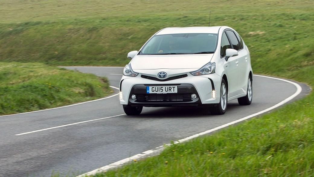 Toyota Prius Plus 2015 Review Car Magazine