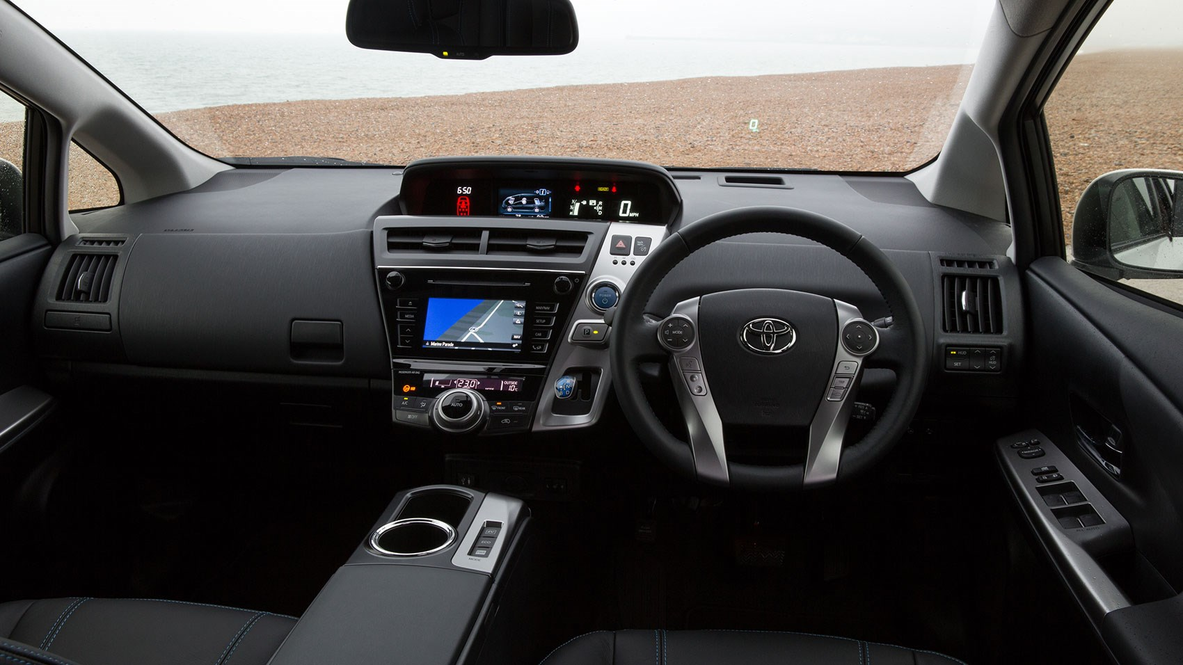 Toyota Prius Plus 2015 Review By Car Magazine