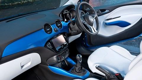 Vauxhall Adam 1 0t 2015 Review Car Magazine