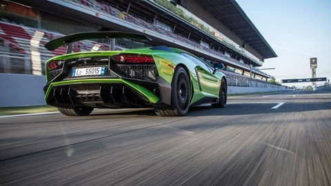 Lamborghini Aventador Sv 2015 Review Car Magazine