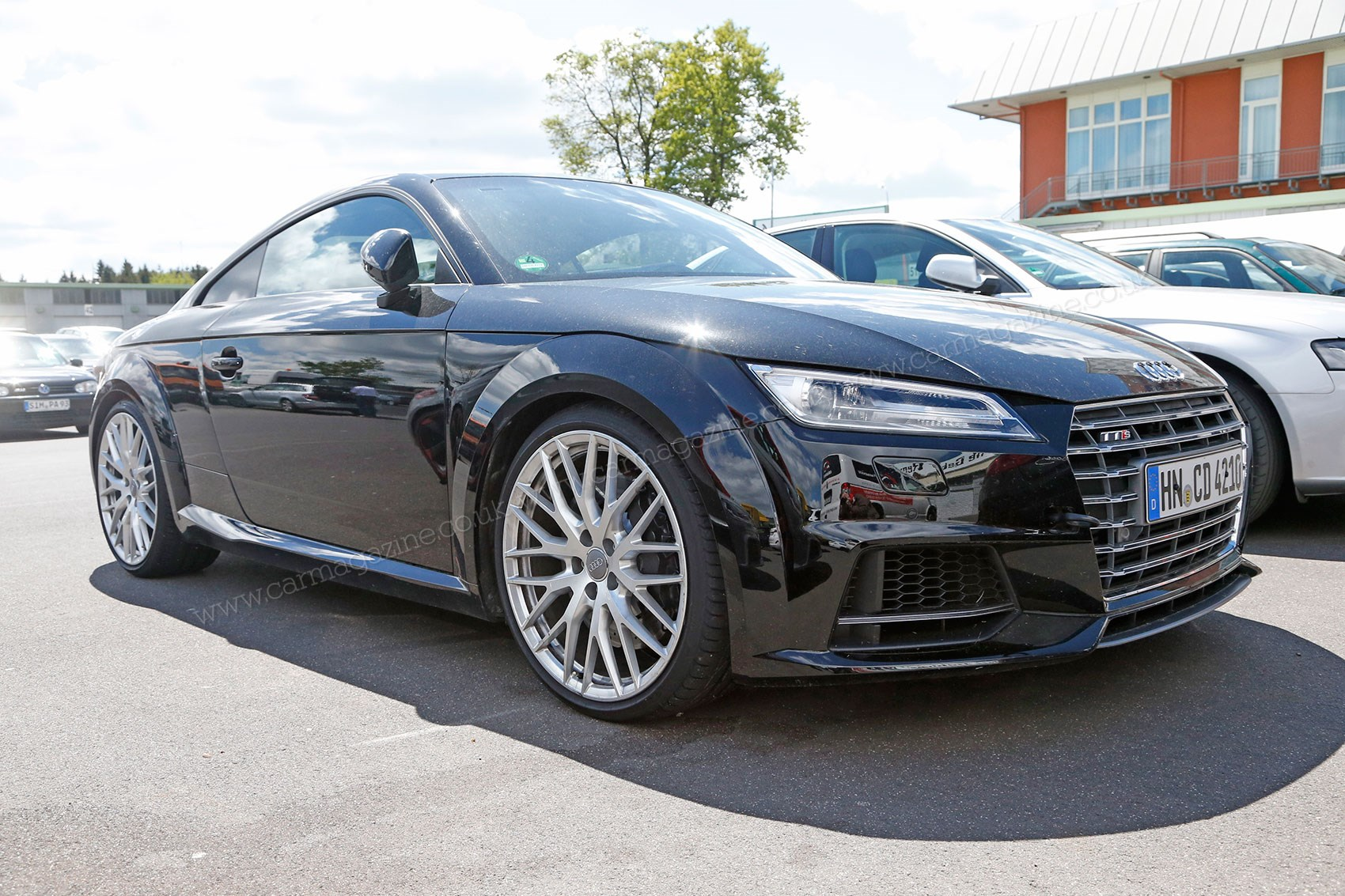 audi tt rs 2016 to be available with a manual gearbox. Black Bedroom Furniture Sets. Home Design Ideas