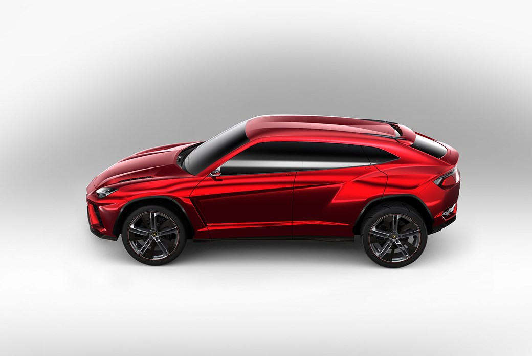 Winds Of Change Lamborghini Confirms Urus Suv Will Be First