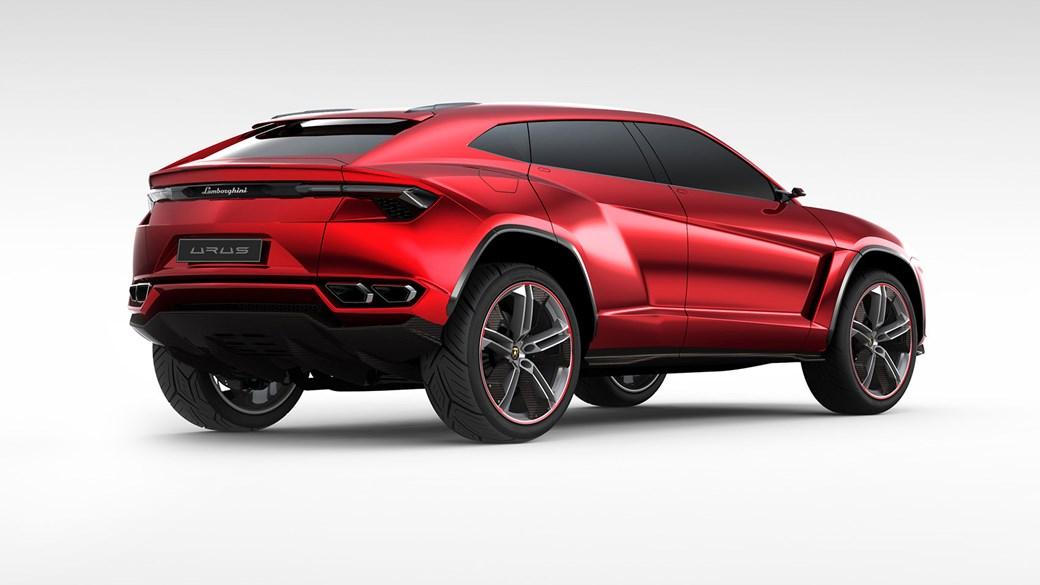 Lamborghini рассекретила кроссовер Urus 2018 навидео