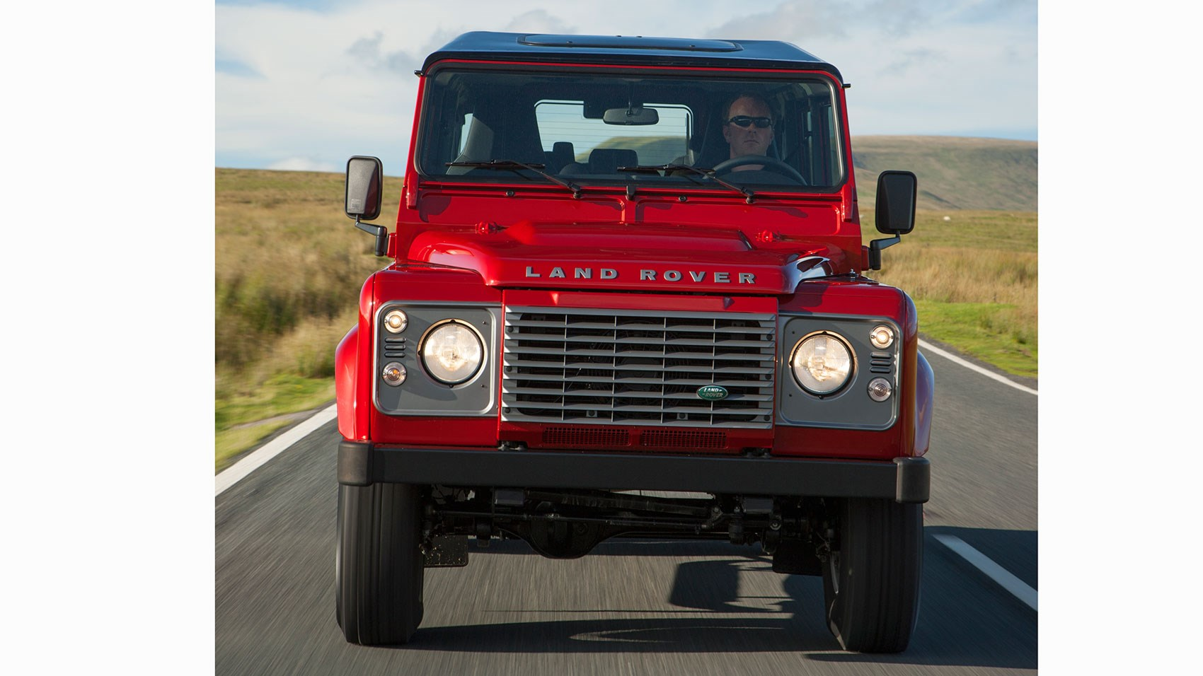 Original Land Rover Defender 110 Station Wagon XS 2016 Review By