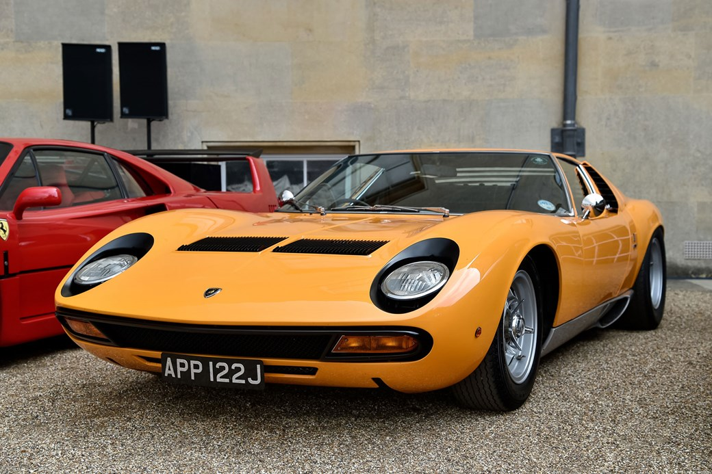 A load of bulls: a potted history of Lamborghini names by CAR Magazine