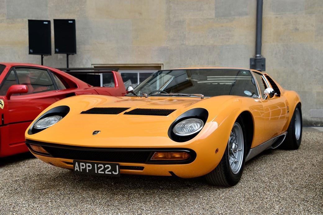 Lamborghini Miura (1966 U2013 1972)