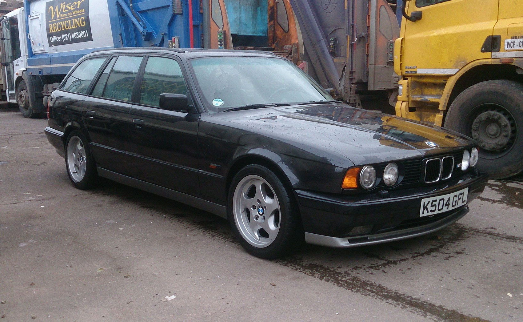 Bmw M5 Collection Up For Sale Seven Fast Fives At Auction