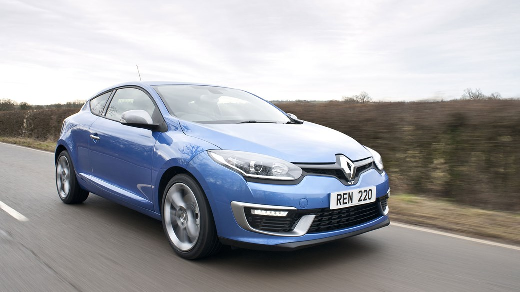 We Test New Renault Megane Renaultsport GT 220 Coupe