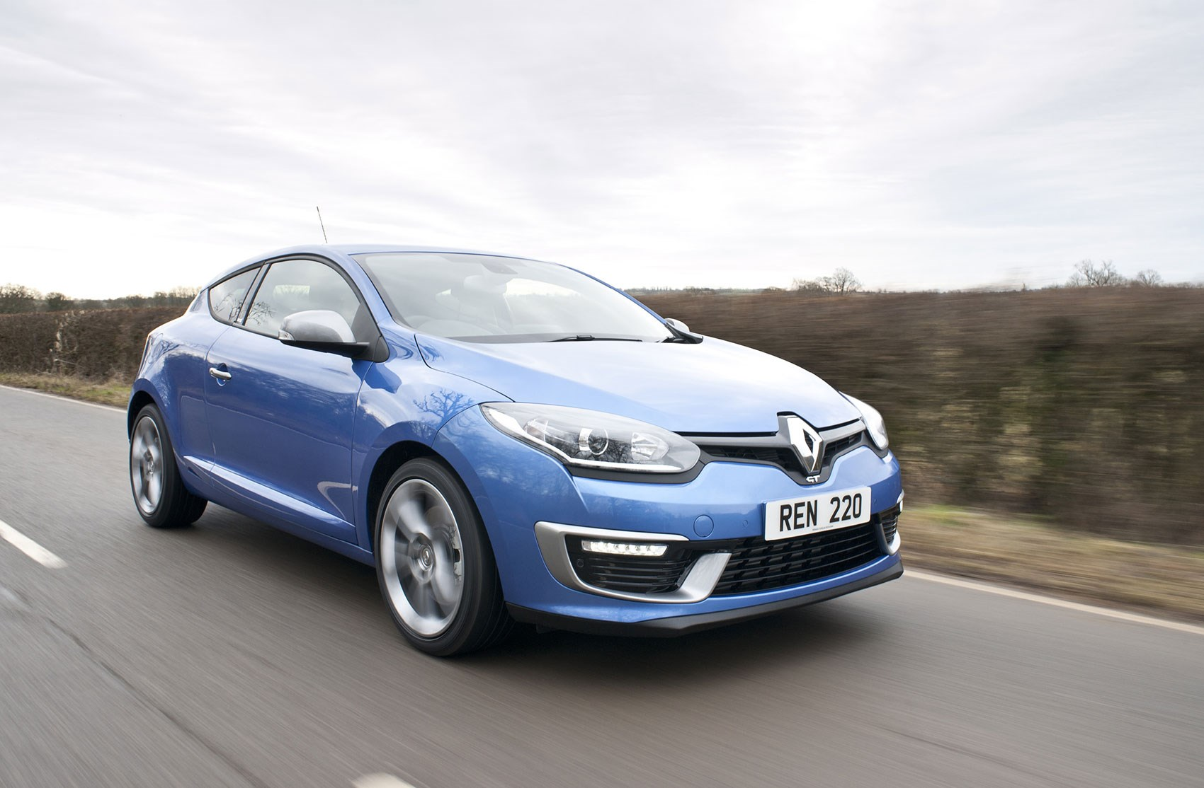 Bmw Of Murray >> Renault Megane Renaultsport GT 220 Coupe (2015) review | CAR Magazine