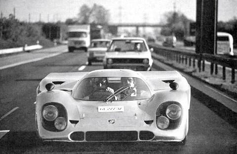 A roadgoing Porsche 917? Hell yeah...