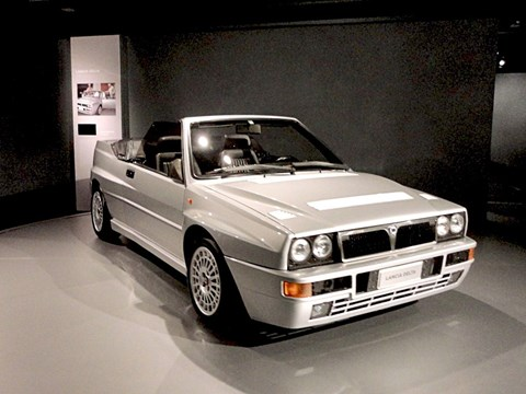 How cool's this? Rare roofless Integrale