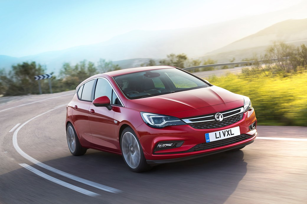 Vauxhall Astra In Pictures New 2015 Model Revealed By Car Magazine