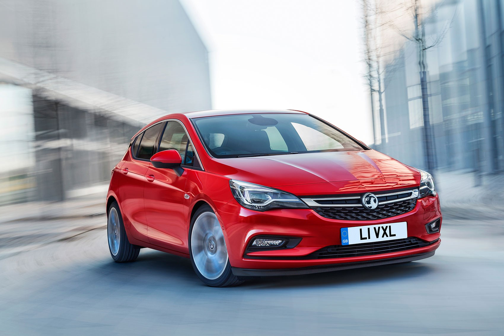 Vauxhall Astra in pictures: new 2015 model revealed | CAR Magazine