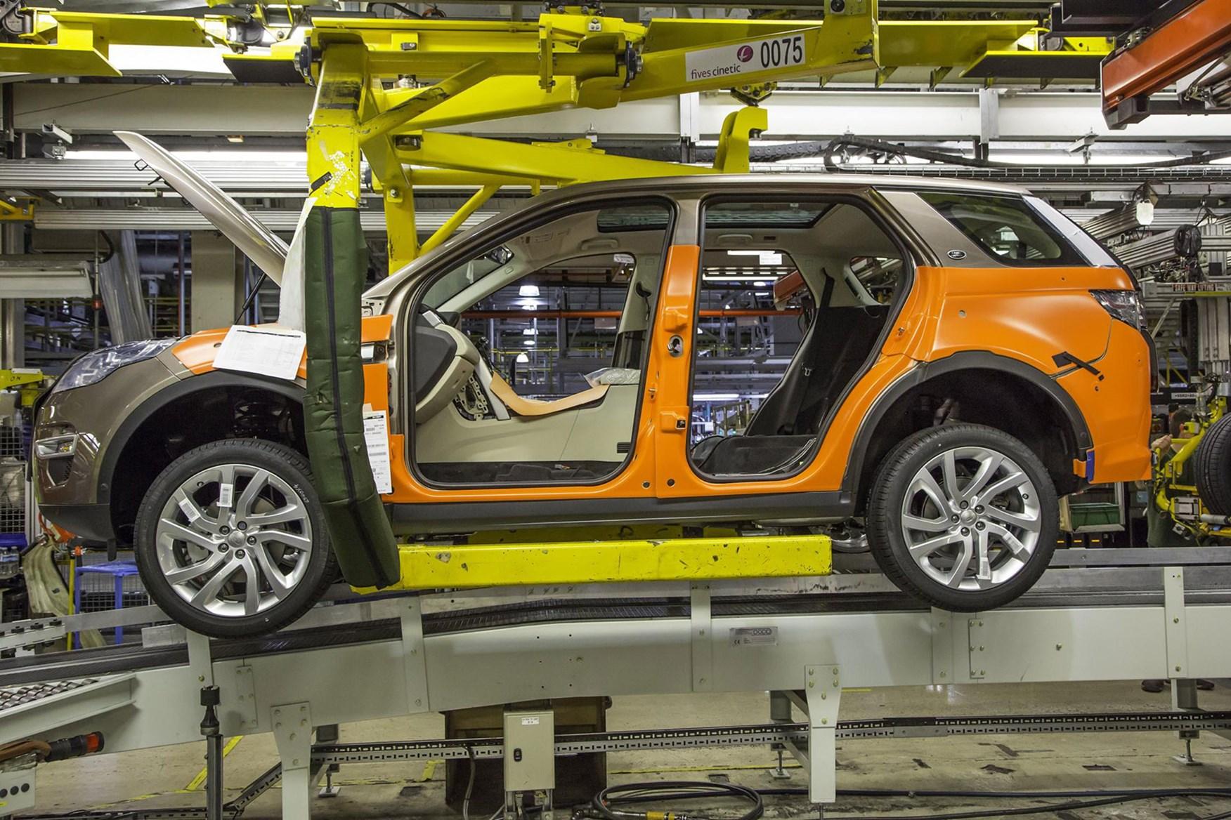 Bmw Car Company Full Form >> Jaguar E-Pace: target BMW X3, as Jag readies third SUV by CAR Magazine
