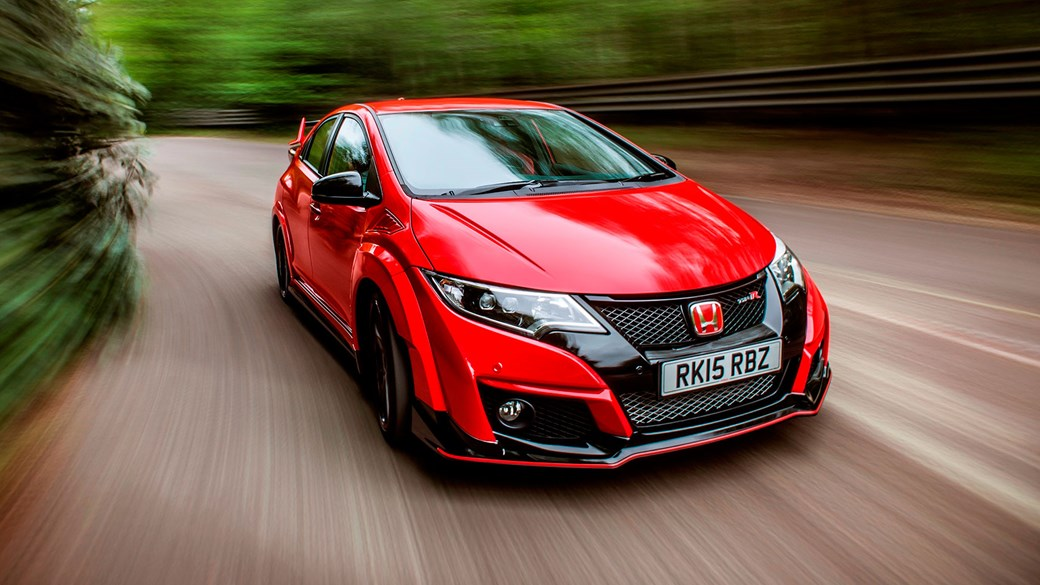 We Test New 2015 Honda Civic Type R