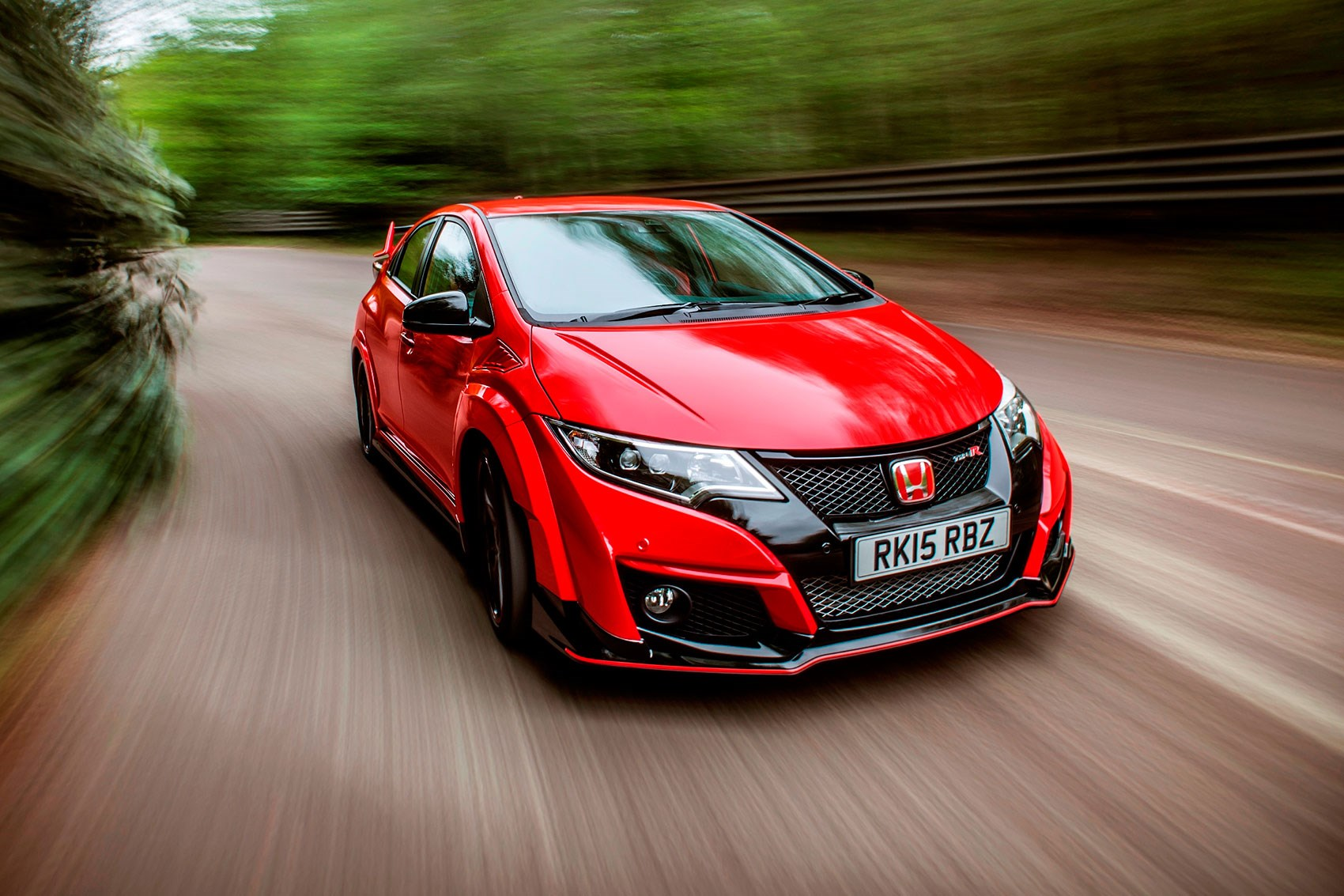 Honda Civic Type R 2015 Review Car Magazine