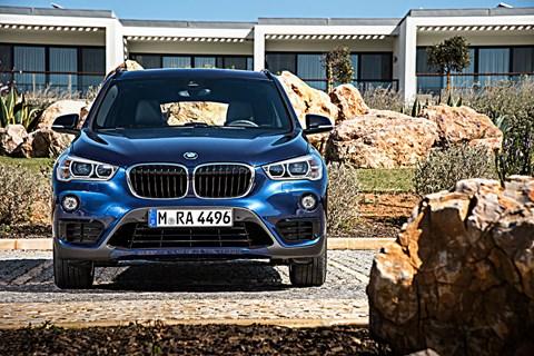 BMW X1, Mk2