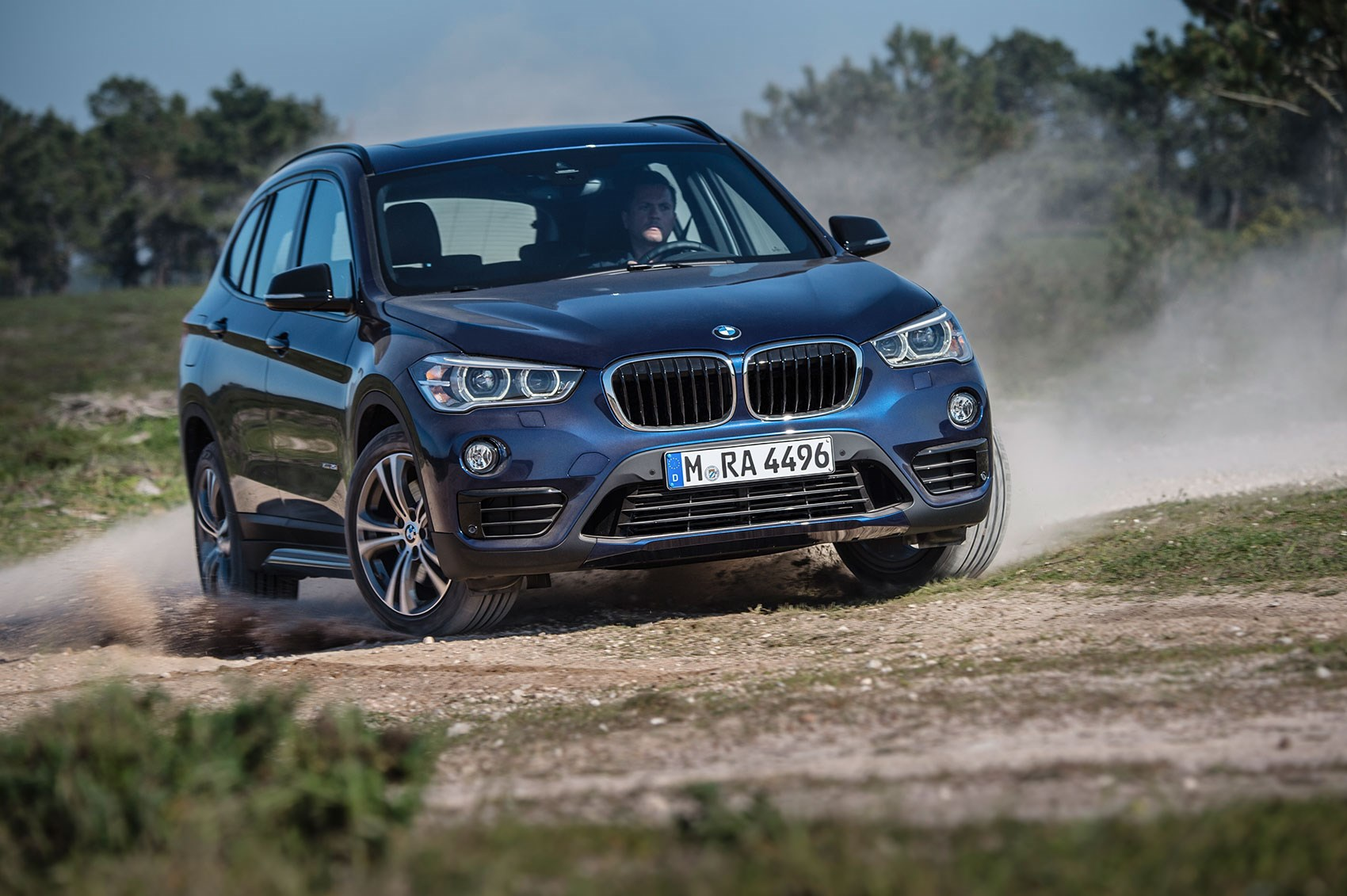 The New 2015 BMW X1 ...