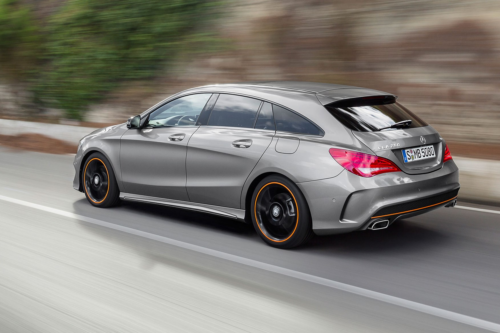 CLA 4-Door Coupe | Mercedes-Benz