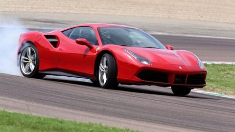 Ferrari 488 GTB (2015) review