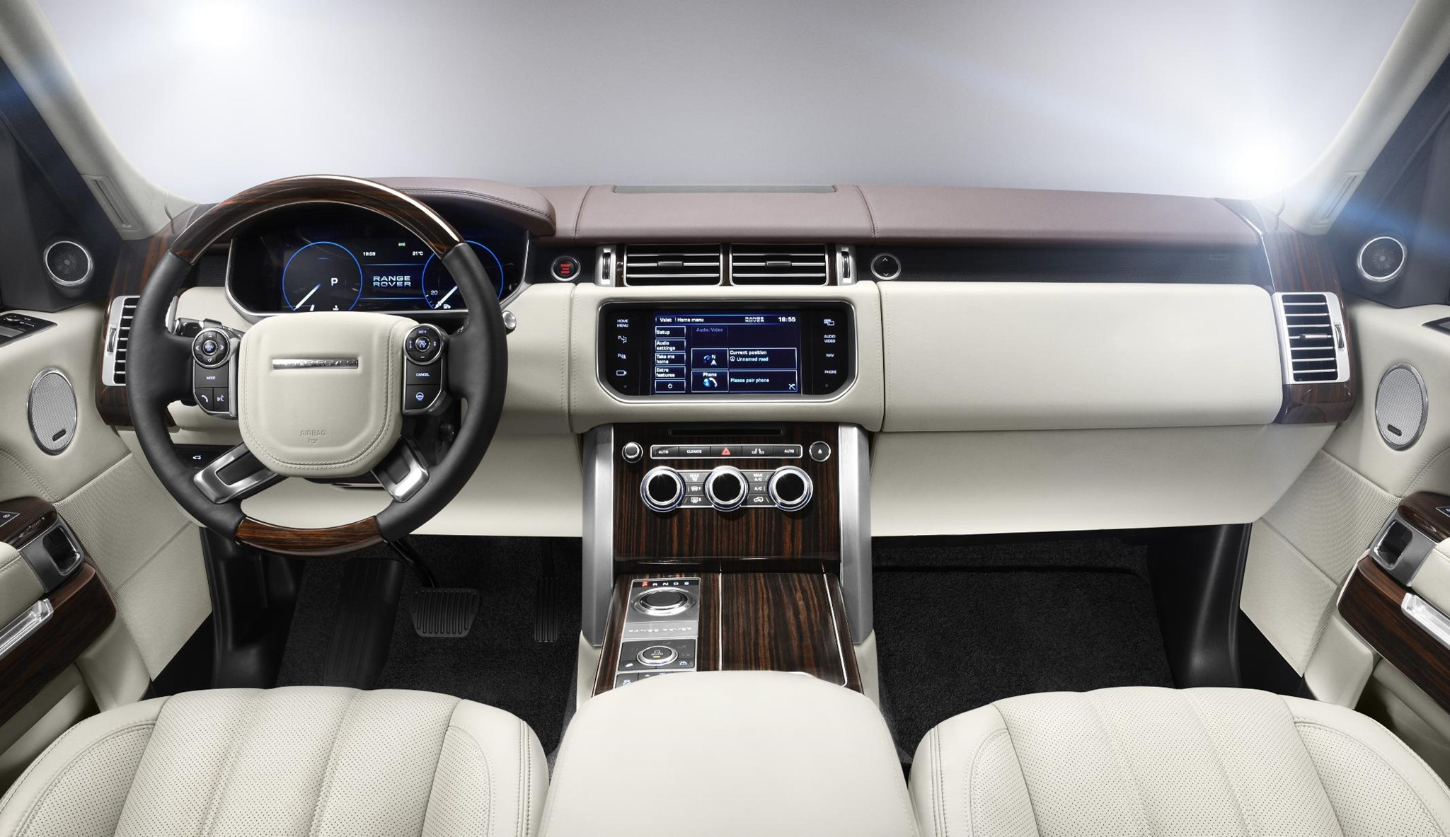 2013 land rover range rover sport prices reviews and pictures u s -  Sport Close In Looks Inside The Latest Range Rover