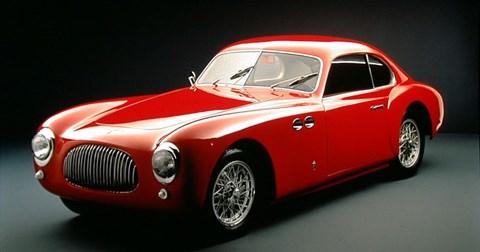 The Cisitalia 202, setting the Pininfarina template nice and early