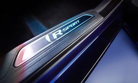 R-Sport spec for your Jaguar XE