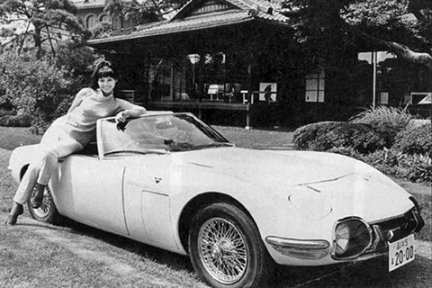 Toyota 2000GT, You Only Live Twice